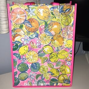 Lilly Pulitzer Reusable Tote